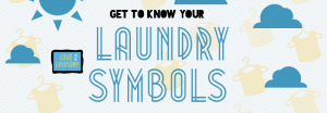 laundry symbols cover