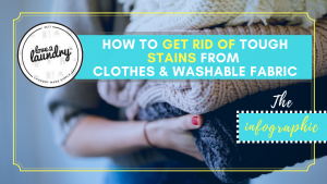 How to get rid of tough stains